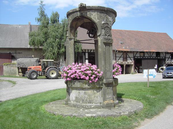 Das Kraichgaudorf Gemeinde Helmstadt Bargen